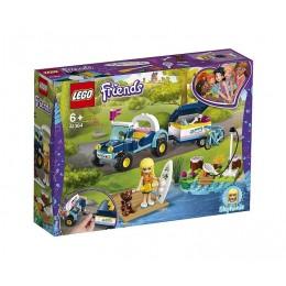 LEGO® Friends 41364 Łazik z przyczepką Stephanie