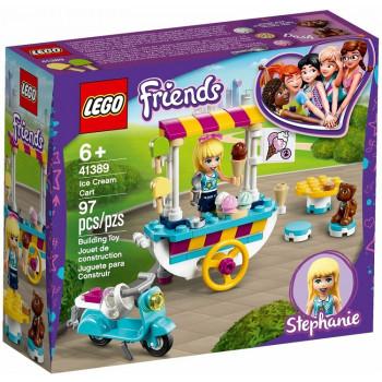 LEGO® Friends 41389 Wózek z lodami