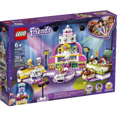 LEGO Friends 41393 Konkurs pieczenia