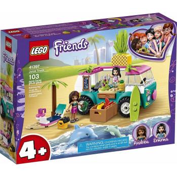 Klocki LEGO Friends 41397 Food truck z sokami