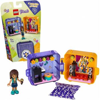 Klocki LEGO Friends 41400 Kostka do zabawy Andrei