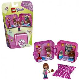 Klocki LEGO Friends 41407 Kostka do zabawy Olivia - 2 seria
