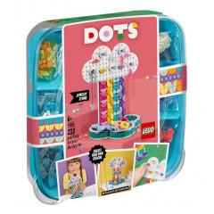 LEGO DOTS 41905 Tęczowy stojak na biżuterię