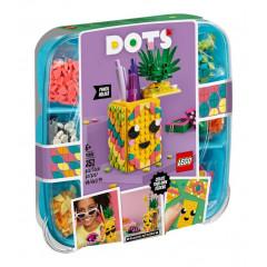 LEGO DOTS 41906 Pojemnik na długopisy w kształcie ananasa