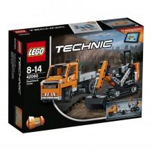 LEGO® Technic 42060 Ekipa robót drogowych