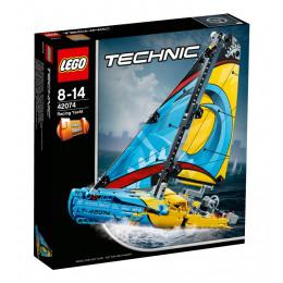 Klocki LEGO® Technic 42074 Jacht wyścigowy