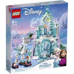 LEGO Disney 43172 Magiczny lodowy pałac Elsy