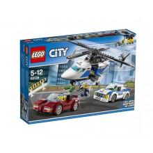 Klocki LEGO CITY 60138 Policja - Szybki pościg