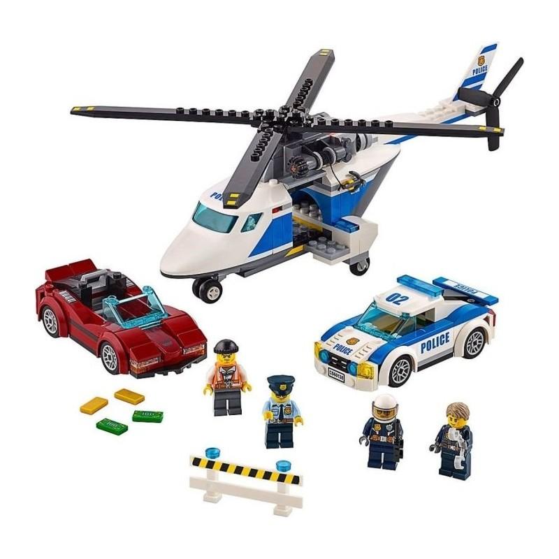 Klocki Lego City 60138 Policja Szybki Pościg Sklep Zabawkowy