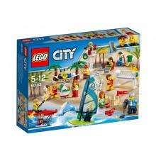LEGO® City 60153 Zabawa na plaży