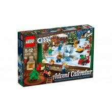 Klocki LEGO® City 60155 - Kalendarz adwentowy