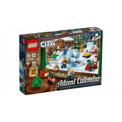 Klocki LEGO City 60155 - Kalendarz adwentowy