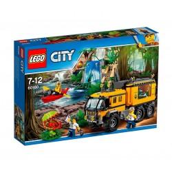 LEGO® City 60160 Mobilne laboratorium