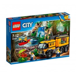 LEGO® City 60160 Mobilne laboratorium
