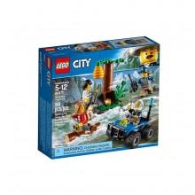 LEGO® City 60171 Uciekinierzy w górach