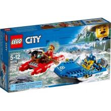 Klocki LEGO City 60176 Ucieczka rzeką