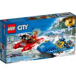 Klocki LEGO® City 60176 Ucieczka rzeką