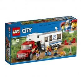 LEGO® City 60182 Pickup z przyczepką kempingową