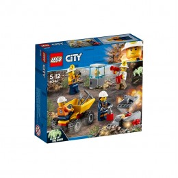 LEGO® CIty 60184 Ekipa górnicza