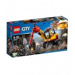 LEGO® CIty 60185 Kruszarka górnicza