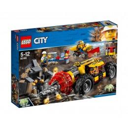 LEGO® City 60186 Ciężkie wiertło górnicze