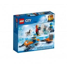 LEGO® City 60191 Arktyczny zespół badawczy