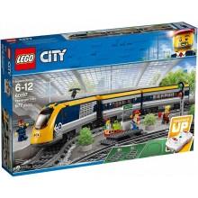LEGO City 60197 Pociąg pasażerski zdalnie sterowany