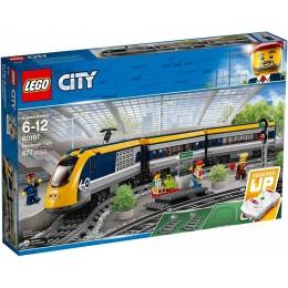 LEGO® City 60197 Pociąg pasażerski zdalnie sterowany