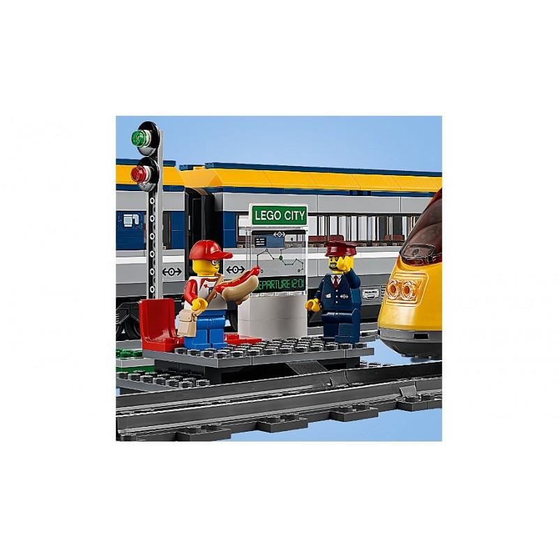 Lego City 60197 Pociąg Pasażerski Zdalnie Sterowany Sklep