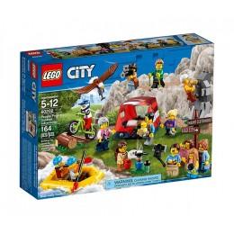 LEGO® City 60202 Niesamowite przygody - Zestaw Minifigurek LEGO®