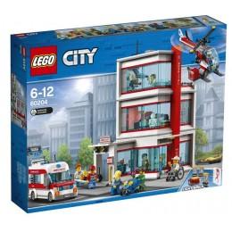 LEGO® CIty 60204 Szpital z wyposażeniem