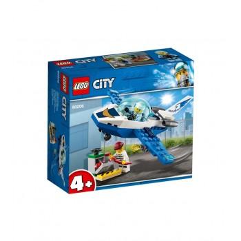 LEGO® City 60206 Policyjny patrol powietrzny
