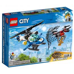 Klocki LEGO® City 60207 Pościg policyjnym dronem