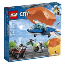LEGO® City 60208 Aresztowanie spadochroniarza