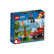 LEGO® City 60212 Płonący grill