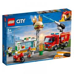LEGO® City 60214 Na ratunek w płonącym barze
