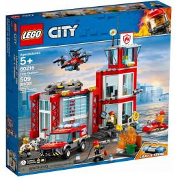 LEGO® City 60215 Remiza strażacka