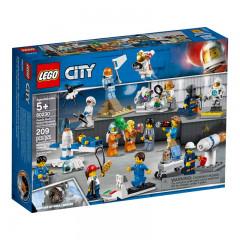 LEGO City Space 60230 Badania kosmiczne - Zestaw Minifigurek