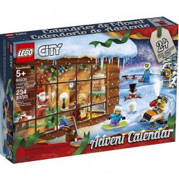 LEGO® City 60235 Kalendarz adwentowy