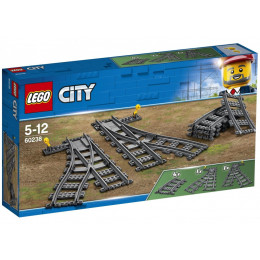 LEGO® City 60238 Zwrotnice