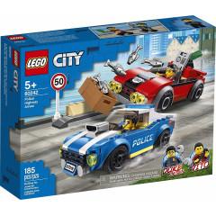 LEGO® City 60242 Aresztowanie na autostradzie