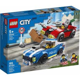 LEGO City 60242 Aresztowanie na autostradzie