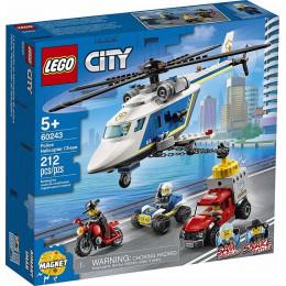 LEGO City 60243 Pościg helikopterem policyjnym