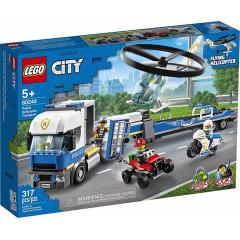LEGO® City 60244 Laweta helikoptera policyjnego