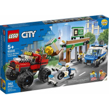 LEGO City 60245 Napad z monster truckiem