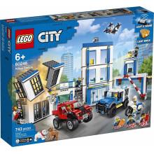LEGO City 60246 Posterunek policji
