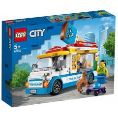 LEGO® City 60253 Furgonetka z lodami