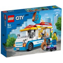 LEGO City 60253 Furgonetka z lodami
