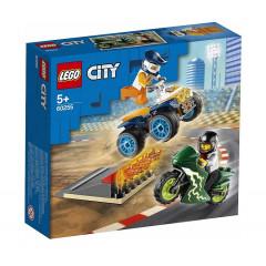 LEGO® City 60255 Ekipa kaskaderów