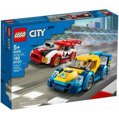 LEGO® City 60256 Samochody wyścigowe